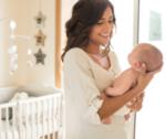 Habitat et santé: limiter les polluants dans la chambre de bébé