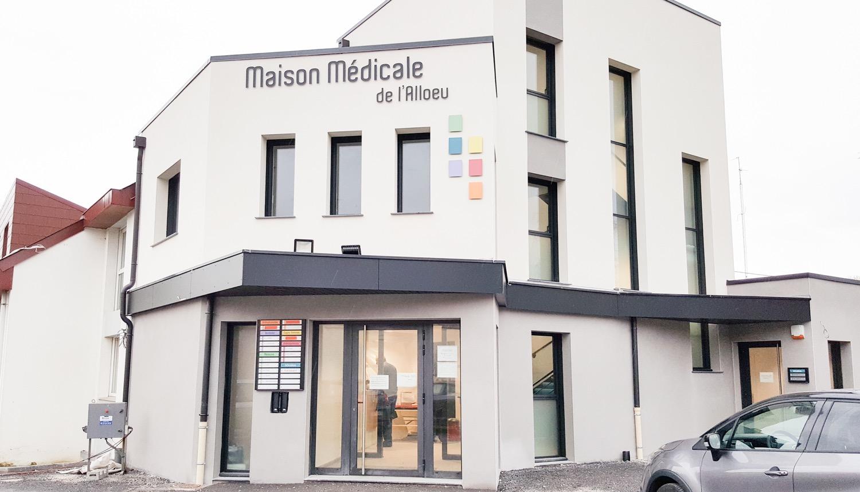 Maison Médicale de l'Alloeu, Laventie